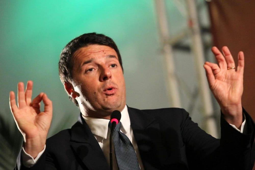 'RINUNCIARE A FARE IL PREMIER? DECIDONO GLI ITALIANI'. INTANTO AIUTIAMO GENTILONI, CIRCONDATO DAI GUFI'