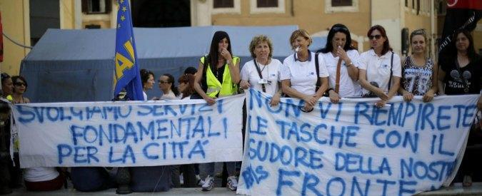 'CHIARENDO' AL DG DI AMA, ROMA MULTISERVIZI ANNUNCIA CHE 'ENTRO IL 31 DICEMBRE SARANNO LICENZIATI 400 LAVORATORI'