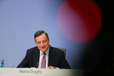Mario Draghi, il recupero dei posti di lavoro sfumati con la crisi