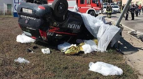 Torino, carabiniere morto in incidente stradale