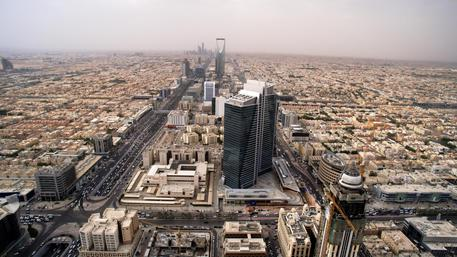 Arabia Saudita, missile contro Riad