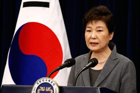 Corea Sud: Park colpevole di abuso potere