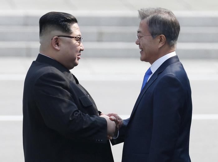 Accordo Coree: 'impegno sulla denuclearizzazione'