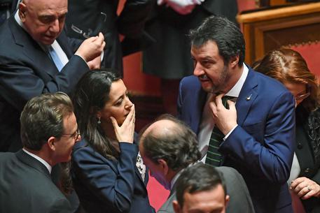 Salvini, centrodestra-M5S o voto entro estate