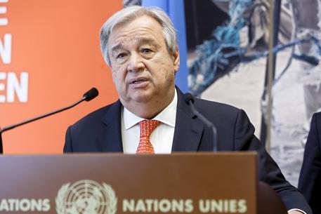 Iran: Guterres, Usa non lasci accordo sul nucleare