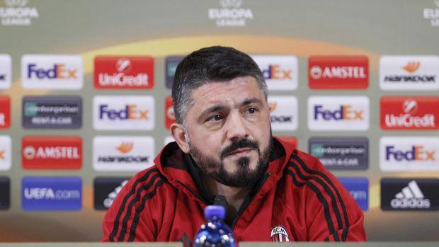 Gattuso: errori per troppa pressione