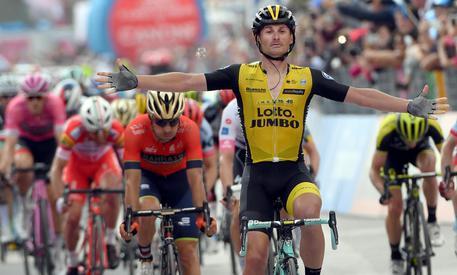 Giro d'Italia, Battaglin ok quinta tappa