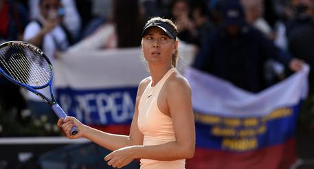 Open Bnl: Sharapova vince all'esordio