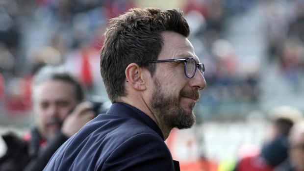 Di Francesco, migliorare in zona gol