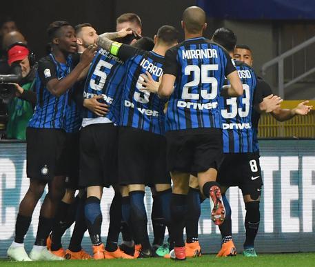 L'Inter va in Champions. Sassuolo-Roma 0-1