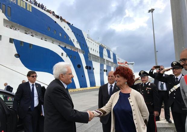 Palermo, arriva la Nave della legalità