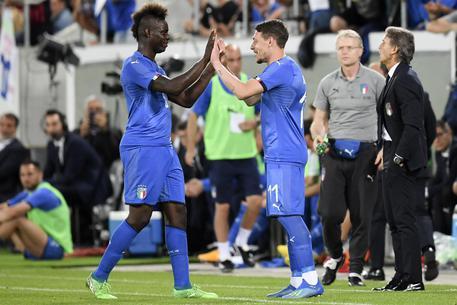 Italia Arabia Saudita 2-1