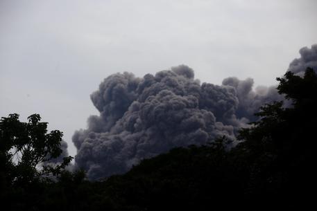 Guatemala, 25 morti dopo eruzione vulcano