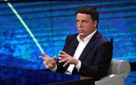 """Renzi: """"Grillo-Lega, grande   autogol in   Europa"""""""