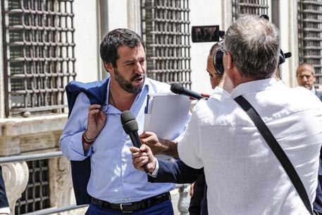 Salvini da Pontida: al governo per trent'anni