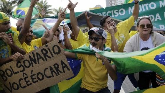 Brasile, Bolsonaro è il nuovo presidente