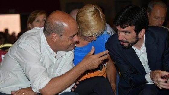 Primarie Pd, tensione tra gli sfidanti Zingaretti e Minniti
