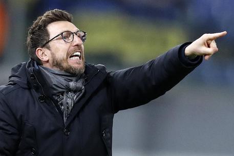 Roma-Sampdoria 4-1