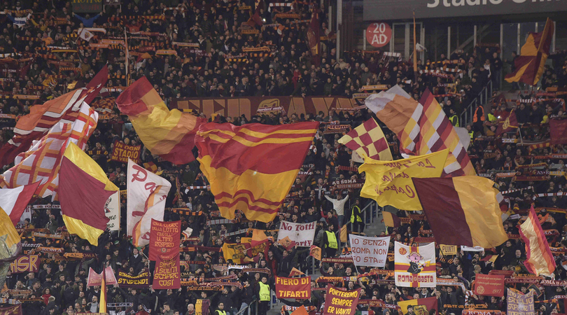 Roma, poker alla Samp e rilancio champions