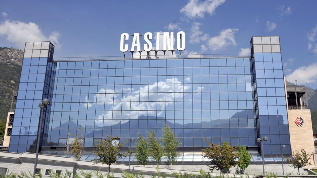 Fallimento del Casino di Saint Vincent: bloccata l'istanza