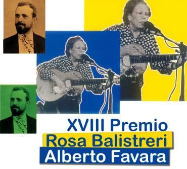 Premio Balistreri e Favara alla memoria di Laura Nobile