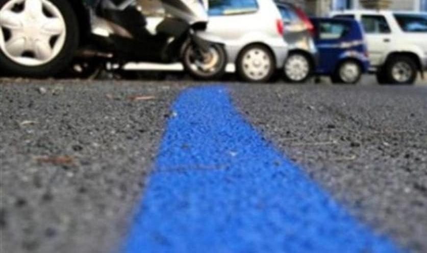 Strisce blu a Roma, anche i residenti devono pagare
