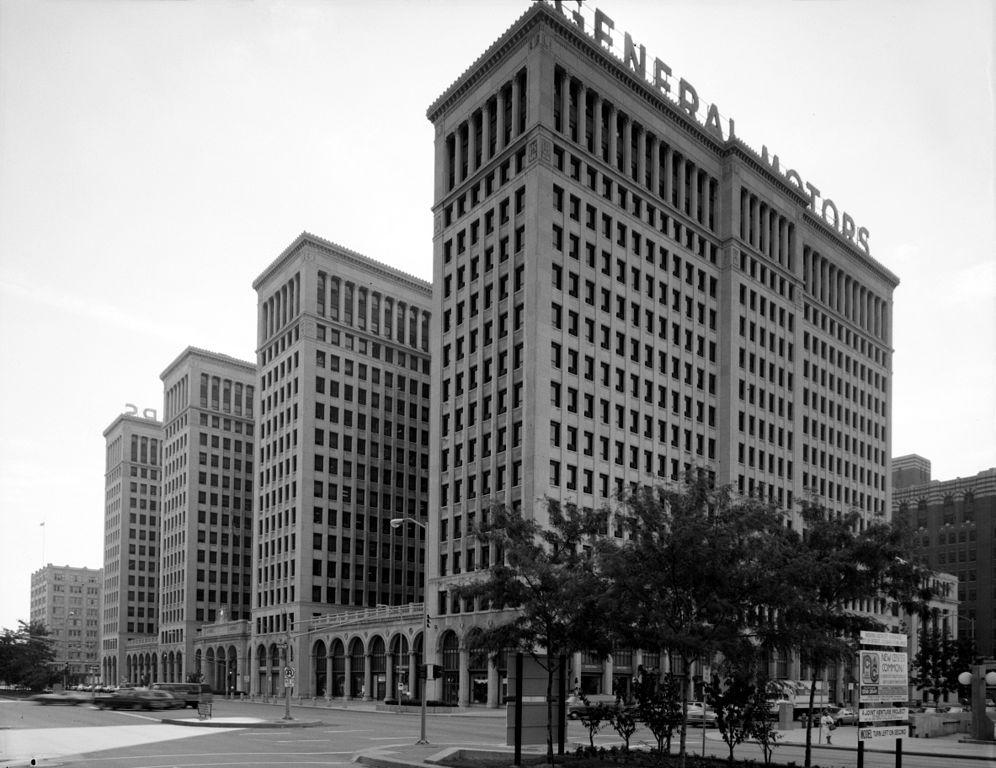 General Motors, tagli al personale del 15%