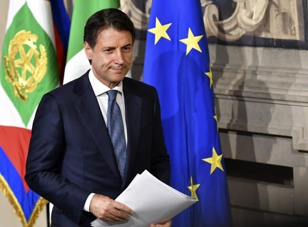 Giuseppe Conte vuole accontentare l'Ue