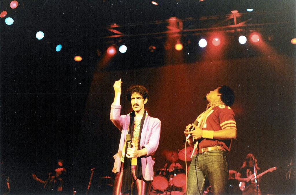 Frank Zappa, il Don Chisciotte del rock