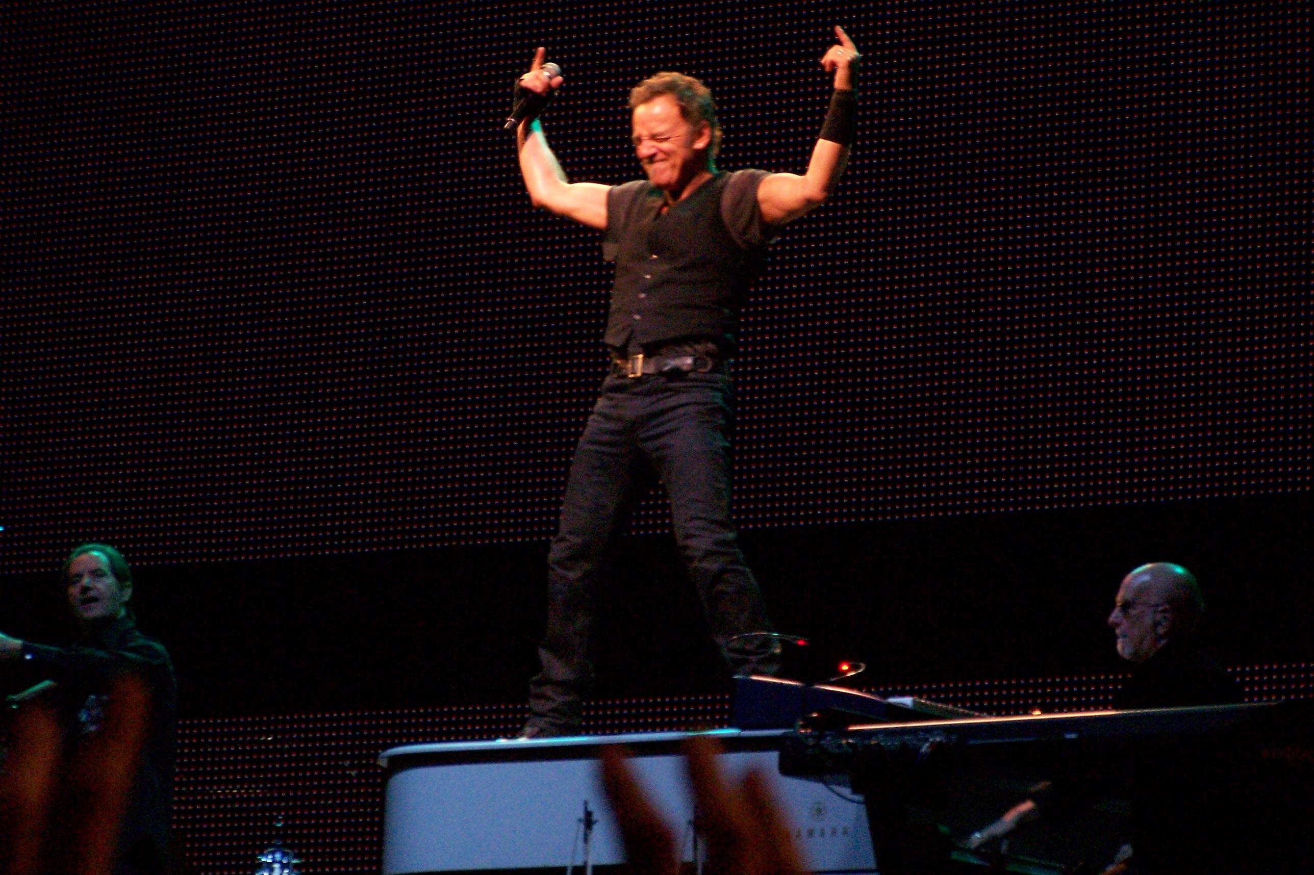 Bruce Springsteen: nuovo album e tour