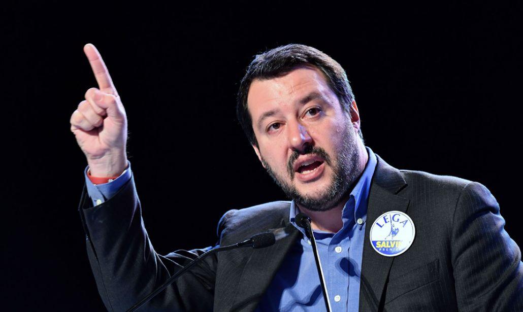 Salvini, intervista TV: il punto su reddito e pensioni