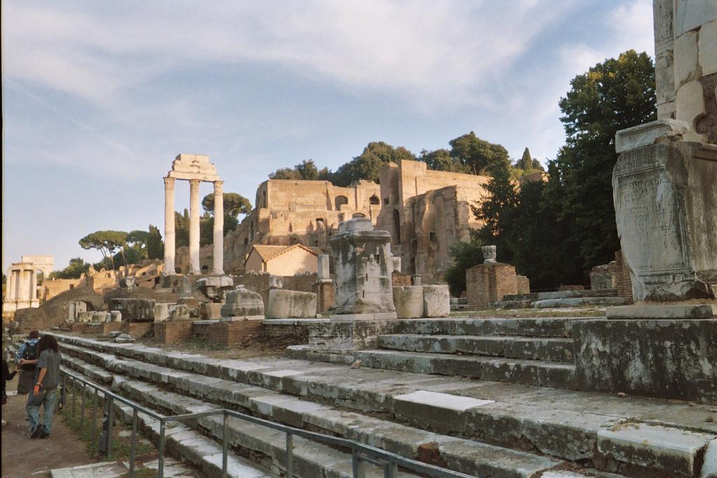 Festa di Roma: dal Circo Massimo all'ode alla Luna