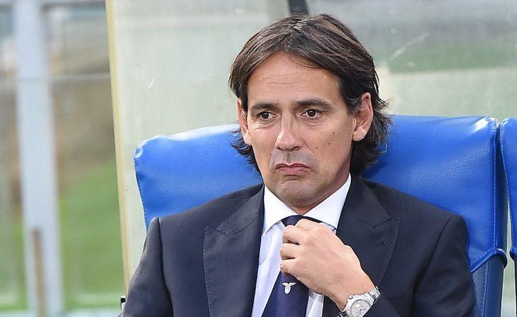 Lazio, Inzaghi: 'Vogliamo battere la Samp'