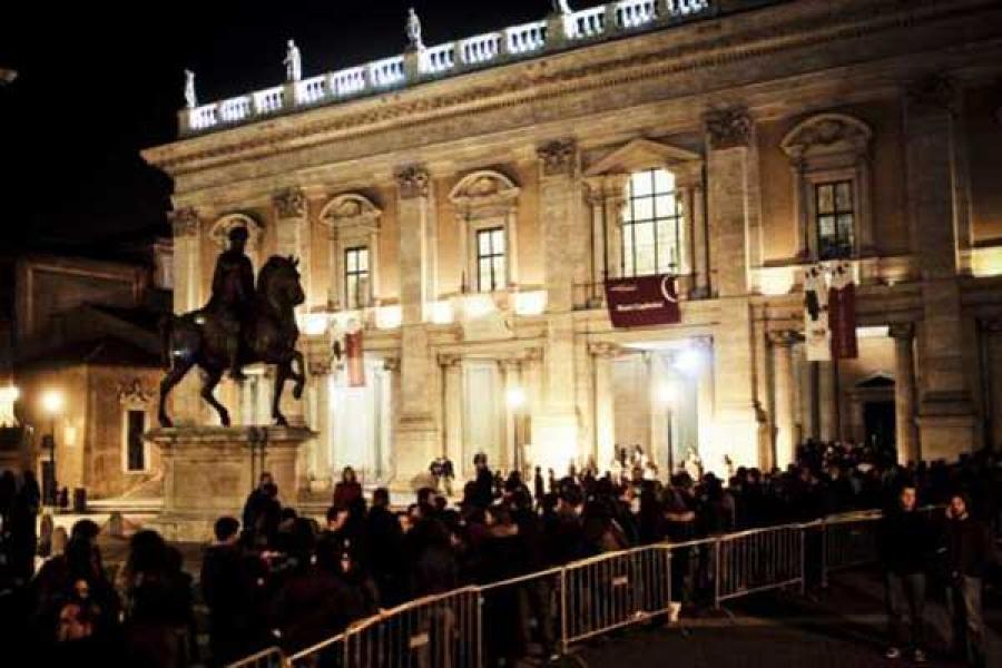 Mostre, immagini e cultura a Roma