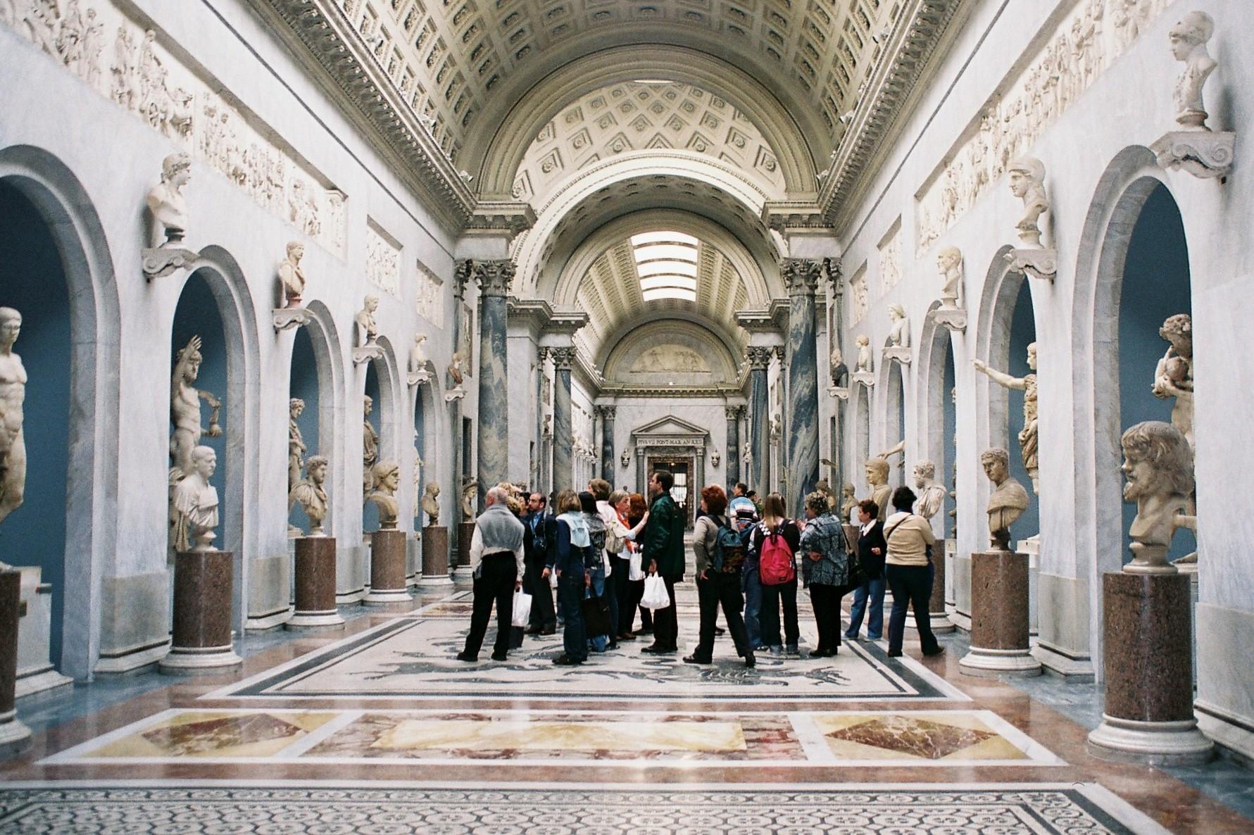 Musei gratuiti, obbligo di compilare questionario
