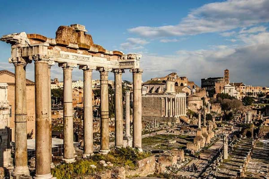 Dicembre: è boom ai siti archeologici di Roma