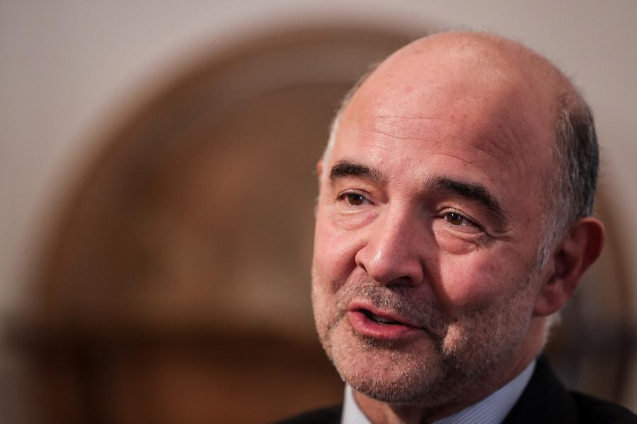 Moscovici in soccorso dell'Italia