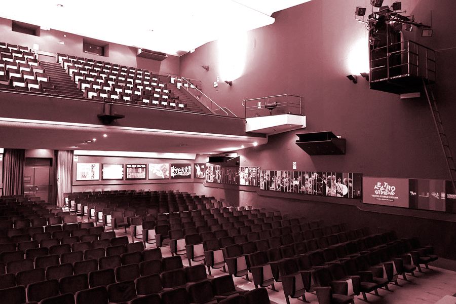 Teatro e incontri culturali nel cuore della Capitale