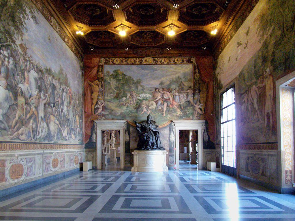 Musei capitolini e non solo: è arte natalizia a Roma