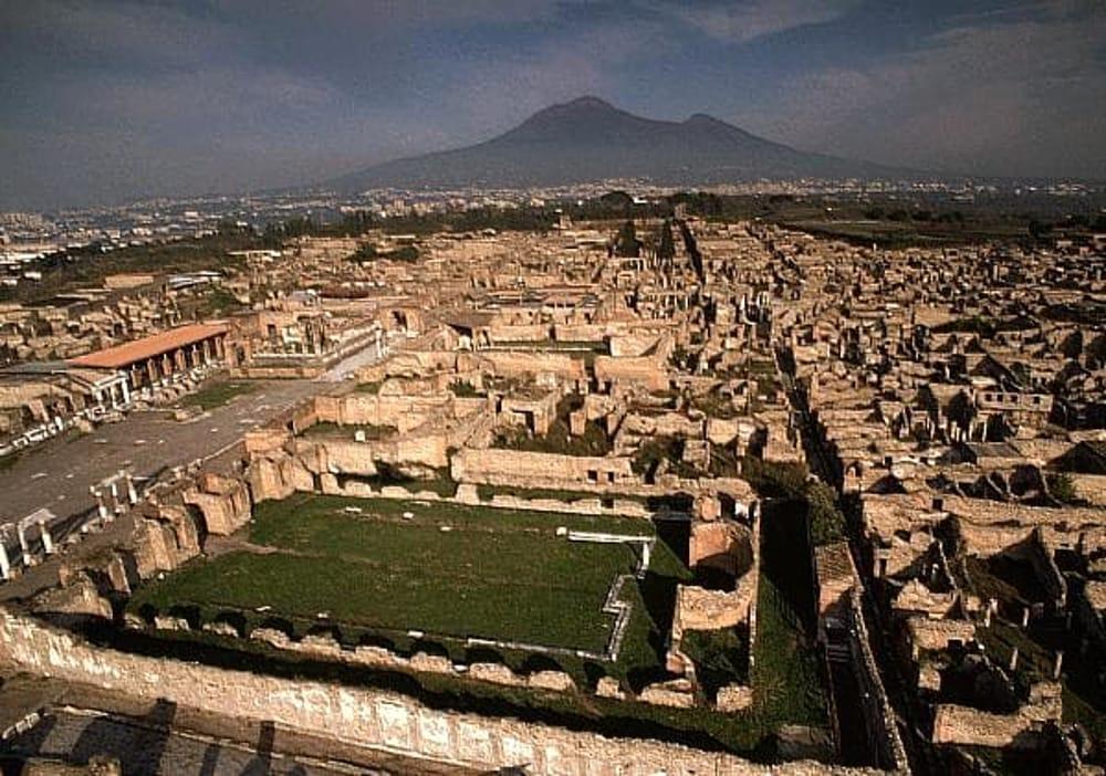 Pompei, ritrovato cavallo completamente bardato