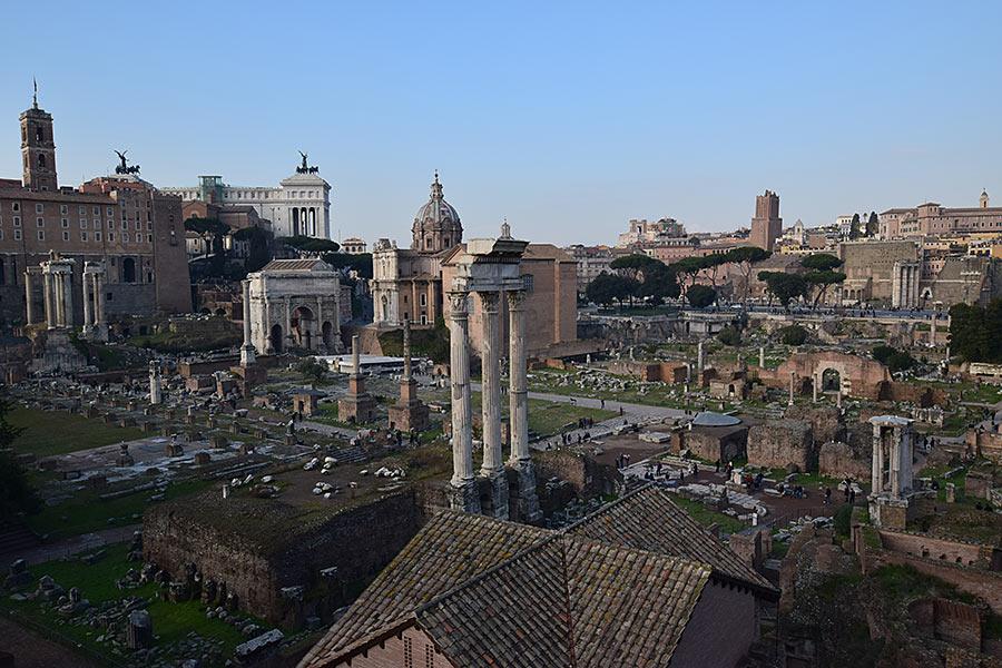Roma Capitale e gli eventi delle festività