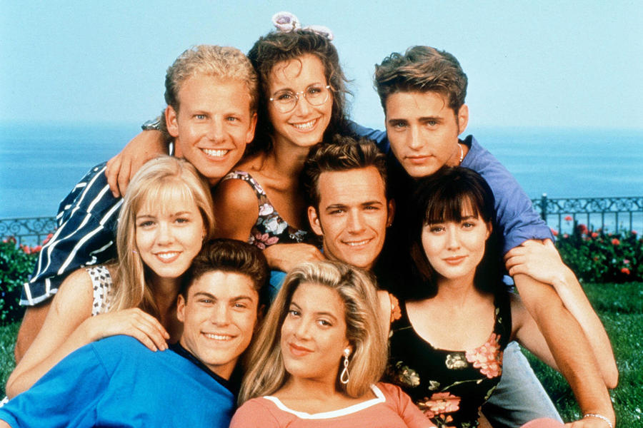 Beverly Hills 90210 torna in tv