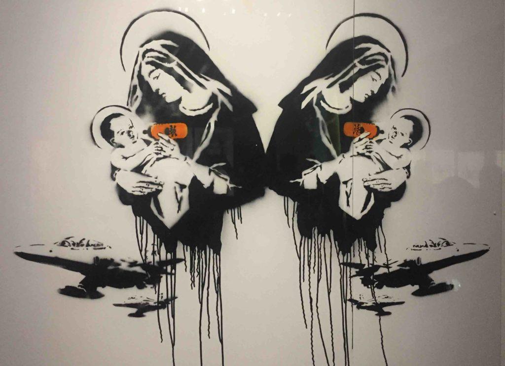 Banksy sceglie la Sardegna: scoperte 4 opere