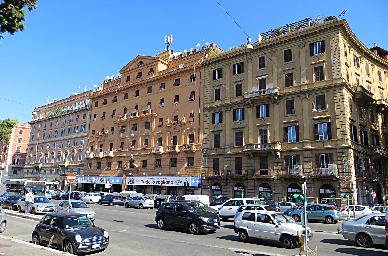 Roma, pirata della strada uccide noto clochard