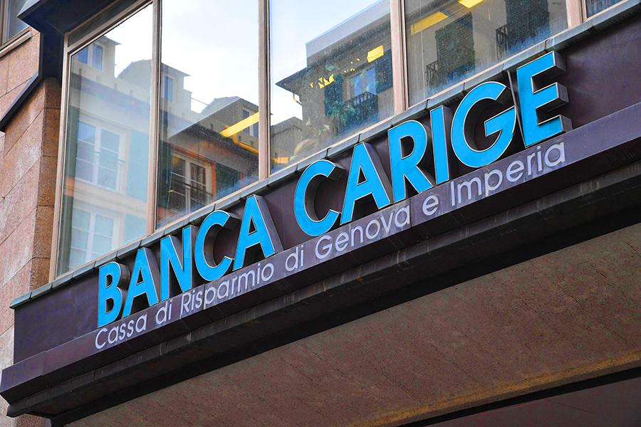 Banca Carige Tria: nazionalizzazione sarebbe temporanea