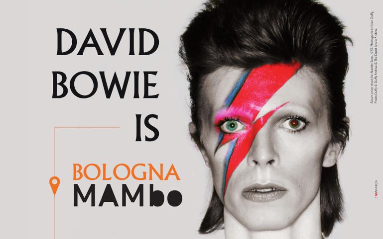David Bowie Is: la mostra a portata di app