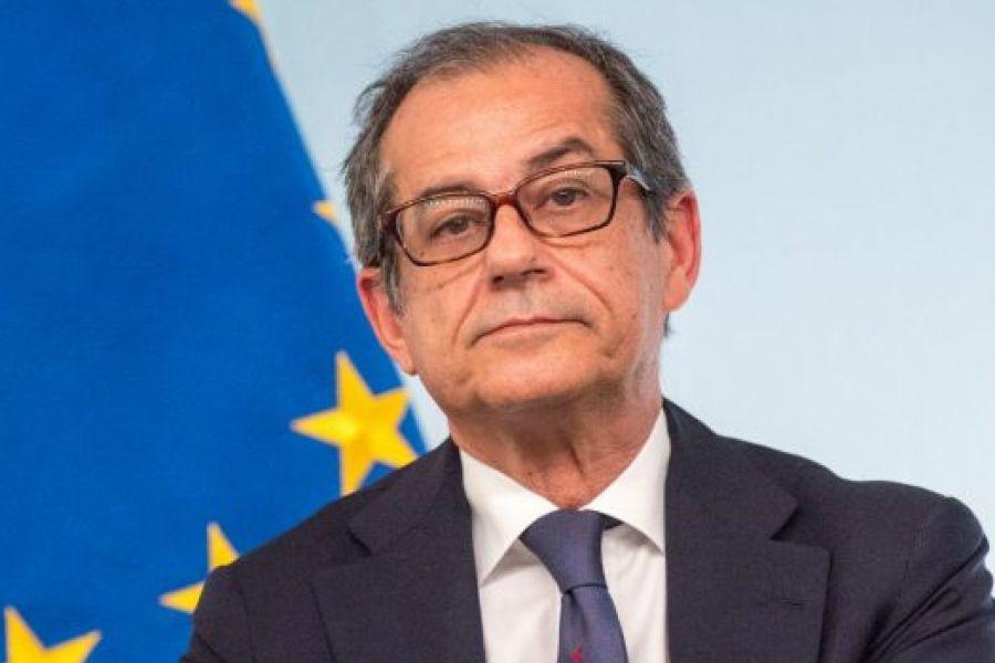 Tria: per l'Italia pericolo stagnazione del 2019