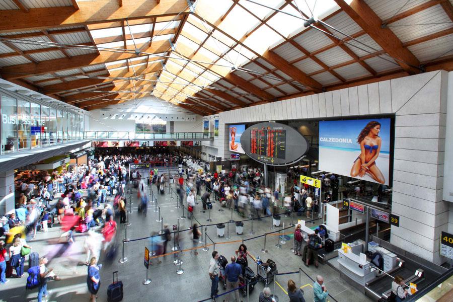 Germania in tilt per sciopero negli aeroporti