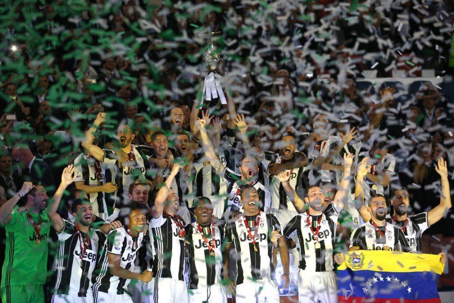 Supercoppa Italiana all'estero: non è il primo episodio