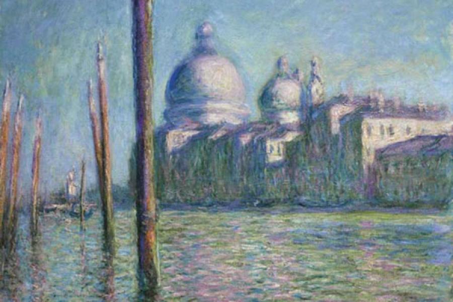 L'inganno del cervello nei dipinti di Monet